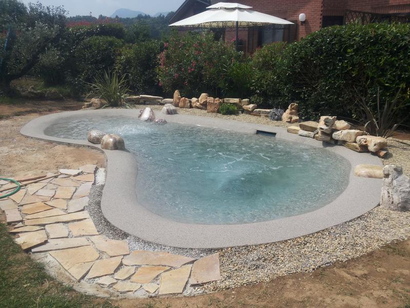 Verdeacqua service piscine e laghetti balneabili for Laghetto balneabile progetto