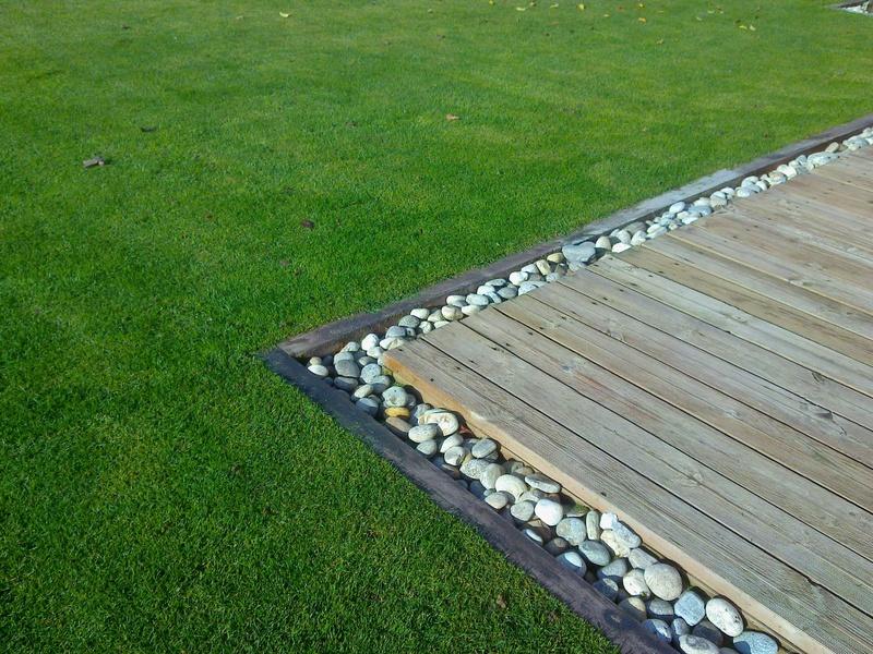 Verdeacqua service pergole e pavimenti per esterni for Bordure aiuole in tufo